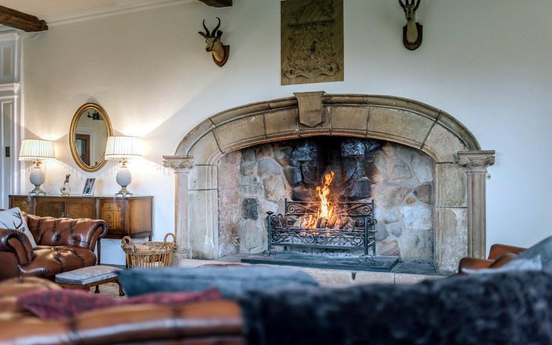 talhenbont-stone-fireplace