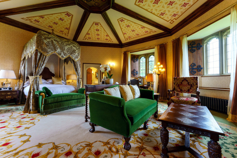 king henry viii suite